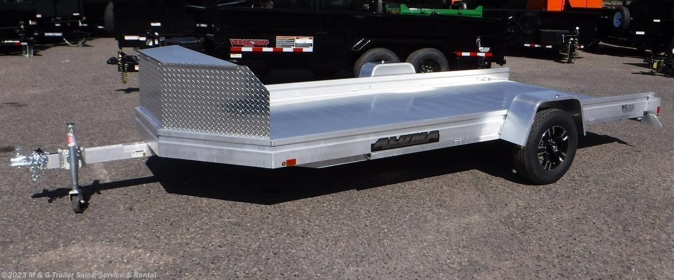 2022 Aluma UTR14 Aluminum Utility Trailer - Stock #232580