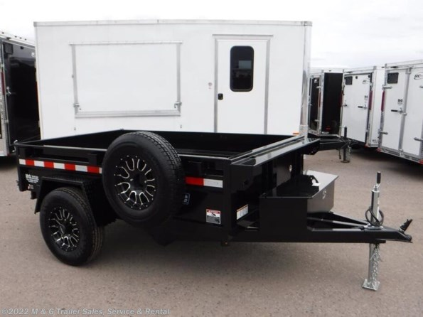 2021 Sure-Trac 5 X 8 Dump Trailer 5k available in Ramsey, MN