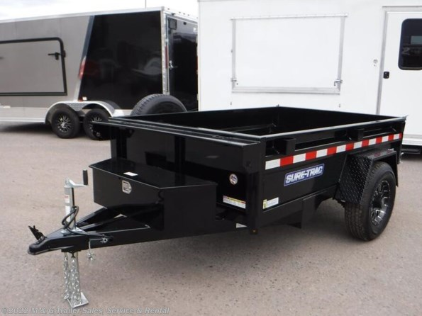 2021 Sure-Trac 5 X 8 Low Pro Black available in Ramsey, MN