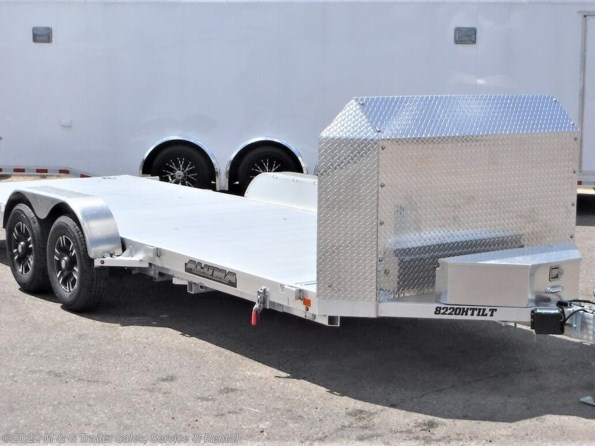 2022 Aluma 8220H Tilt Anniversary Edition Car Hauler available in Ramsey, MN