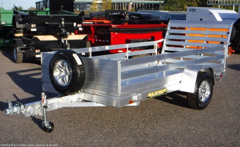 2022 Aluma 6310H Aluminum Utility Trailer - Stock #235712