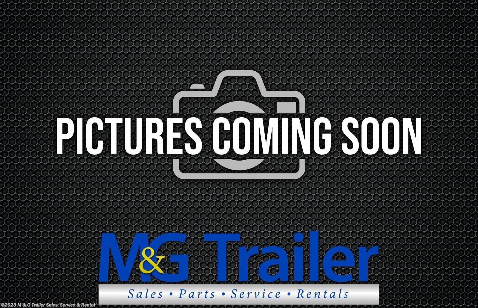 2022 E-Z Hauler 8.5x18 UTV / CAR TRAILER - Stock #018141