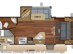 New 2019 Jayco White Hawk 24MBH available in Ringgold, Georgia