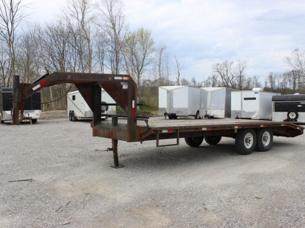 2001 Country Blacksmith GE207-22X102 available in Mount Vernon, IL