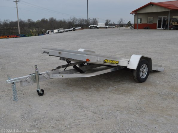2022 Aluma 6810T 68x10 Tilt Utility available in Fairland, OK