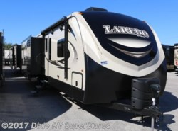 New 2017  Keystone Laredo 334RE by Keystone from DIXIE RV SUPERSTORES FLORIDA in Defuniak Springs, FL