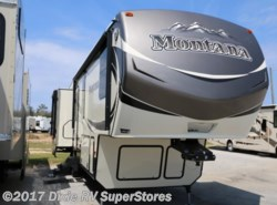 Used 2016 Keystone Montana 3160RL available in Defuniak Springs, Florida