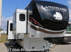 Used 2016  Heartland RV Landmark LM Madison by Heartland RV from DIXIE RV SUPERSTORES FLORIDA in Defuniak Springs, FL