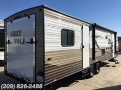 Used 2015  Forest River Grey Wolf 27RR