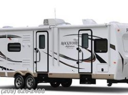 New 2015  Forest River Rockwood Signature Ultra Lite 8325SS