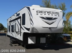 New 2018  Genesis Supreme 34GS by Genesis from www.RVToscano.com in Los Banos, CA
