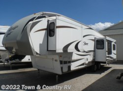 Used 2011  Keystone Cougar 318SAB by Keystone from Town & Country RV in Clyde, OH