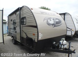 Used 2016  Forest River Cherokee Wolf Pup 16BHS by Forest River from Town & Country RV in Clyde, OH