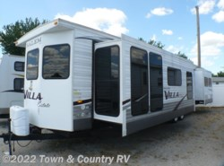 Used 2012  Forest River Salem Villa Estate 394FKDS by Forest River from Town & Country RV in Clyde, OH