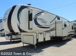 Used 2017  Jayco North Point 377RLBH by Jayco from Town & Country RV in Clyde, OH