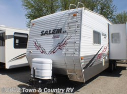 Used 2008  Forest River Salem LE 27RLST by Forest River from Town & Country RV in Clyde, OH