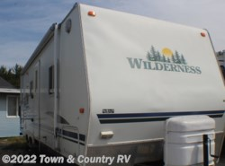 Used 2007 Fleetwood Wilderness 270FQS available in Clyde, Ohio