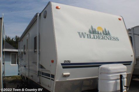 2007 Fleetwood Wilderness 270FQS