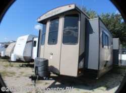 Used 2014 Forest River Sandpiper 385FKBH available in Clyde, Ohio