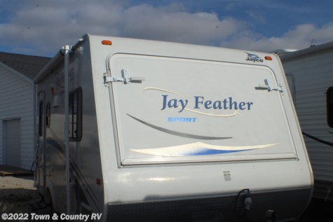 2011 Jayco Jay Feather Sport 17Z