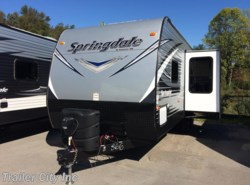 New 2017  Keystone Springdale 240BHWE by Keystone from Trailer City, Inc. in Whitehall, WV