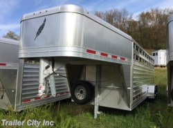New 2015  Featherlite  8117 by Featherlite from Trailer City, Inc. in Whitehall, WV