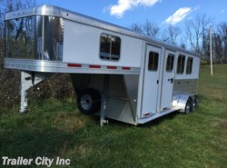 New 2013  Featherlite  8533-673H by Featherlite from Trailer City, Inc. in Whitehall, WV