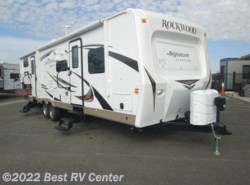 New 2015  Forest River Rockwood Signature Ultra Lite 8311WS PLATINUM PACK /Three Slideouts/Bunk House/O by Forest River from Best RV Center in Turlock, CA