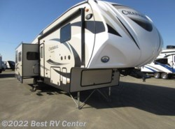 New 2017  Coachmen Chaparral 324TSRK Three Slideoutss/Rear Kitchen/ Side By Sid by Coachmen from Best RV Center in Turlock, CA