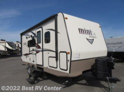 New 2017  Forest River Rockwood Mini Lite 2104S SOLID SURFACE / MURPHY BED /Aluminum Wheels  by Forest River from Best RV Center in Turlock, CA