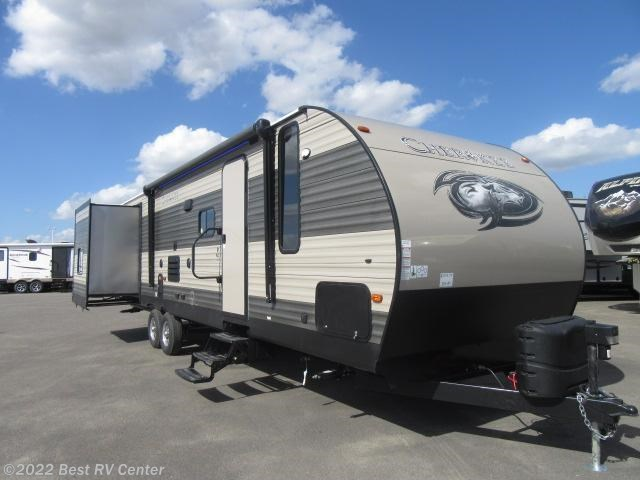 travel trailer  2017 forest river cherokee 304bs two