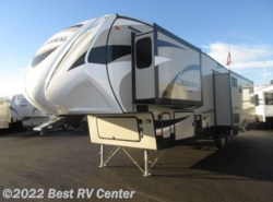 New 2017  Coachmen Chaparral 336TSIK Triple Slideoutss/Island kitchen/Rear livi by Coachmen from Best RV Center in Turlock, CA
