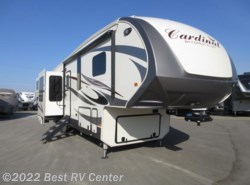 New 2018  Forest River Cardinal 3950TZ Point Hydraulic Auto Leveling/ Rear Den/Dis by Forest River from Best RV Center in Turlock, CA