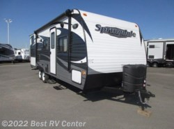 New 2017  Keystone Springdale 220BHWE Two Full Size Bunks/Outside Kit /Front Wal by Keystone from Best RV Center in Turlock, CA