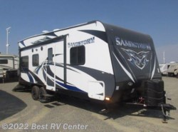New 2017  Forest River Sandstorm 210GSLC 200W SOLAR POWER KIT/ 4.0 ONAN GEN /SOLID  by Forest River from Best RV Center in Turlock, CA