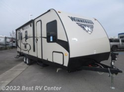 New 2017  Winnebago Minnie 2401RG  REAR KITCHEN/TWO ENTRY DOORS by Winnebago from Best RV Center in Turlock, CA