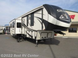 New 2017  Forest River Sierra 387MKOK 6 Piont Auto Leveling System/ TWO LIVING A by Forest River from Best RV Center in Turlock, CA