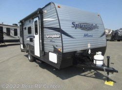 New 2018  Keystone Springdale Summerland 1750RD Front Queen Bed \ Rear Living by Keystone from Best RV Center in Turlock, CA