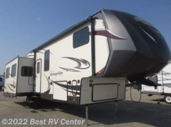 New 2017  Forest River  HERITAGE GLEN 346RK REAR KITCHEN/ 3 SLIDE OUTS by Forest River from Best RV Center in Turlock, CA