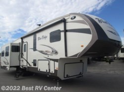 New 2017  Forest River Blue Ridge 3780LF CENTER BUNK ROOM WITH LOFT! 6 Point Hydraul by Forest River from Best RV Center in Turlock, CA