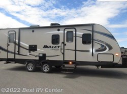 New 2017  Keystone Bullet Ultra Lite 247BHSWE Two Full Size Bunks / Mega Dinette Slide by Keystone from Best RV Center in Turlock, CA
