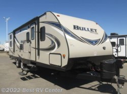 New 2017  Keystone Bullet Ultra Lite 287QBWE Out Door Kitchen/ Rear Four Bunks with a D by Keystone from Best RV Center in Turlock, CA