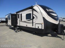 New 2018  Keystone Laredo 330RL Out Door Kitchean & Entertainment/ Rear Livi by Keystone from Best RV Center in Turlock, CA