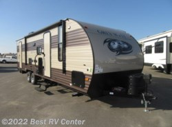 New 2018  Forest River Cherokee Grey Wolf 26DBH Arctic Pkg/Outdoor Kitche /Two Full Size Bun by Forest River from Best RV Center in Turlock, CA