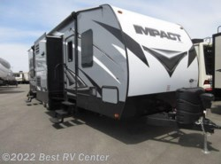 New 2018  Keystone Fuzion Impact 312  12FT GARAGE/ 2 Slide Outs/ 5.5 Onan Gen by Keystone from Best RV Center in Turlock, CA