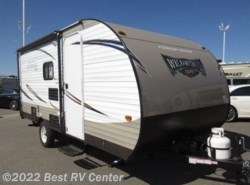 New 2017  Forest River Wildwood 195BH SINGLE DOOR 3 CU FT RV REFER by Forest River from Best RV Center in Turlock, CA