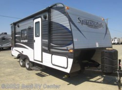 New 2018  Keystone Springdale 179QBWE REAR LIVING by Keystone from Best RV Center in Turlock, CA