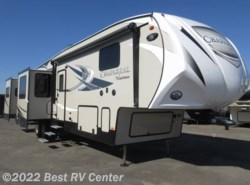 New 2017  Coachmen Chaparral 381RD Rear Den/ King Bed/ / Five Slide Outs /6 POI by Coachmen from Best RV Center in Turlock, CA