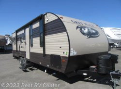 New 2017  Forest River Cherokee Grey Wolf 22RR Toy Hauler / Front Walk Ar by Forest River from Best RV Center in Turlock, CA