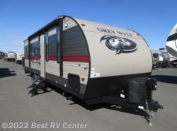 New 2018  Forest River Cherokee Grey Wolf 22RR Ramp Door Patio Package/ / Front Walk Around  by Forest River from Best RV Center in Turlock, CA